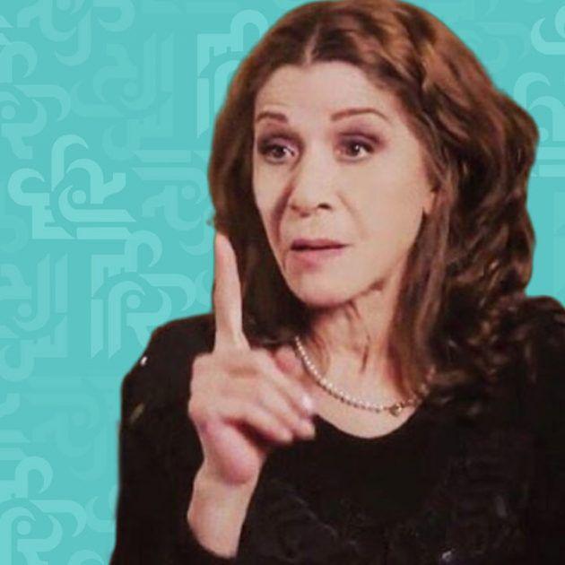 سامية الجزائري تصفق لواحة الراهب