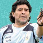 وفاة أسطورة كرة القدم دييغو مارادونا بنوبة قلبية