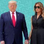 زوجة دونالد ترامب تطلب الطلاق بعد خسارته