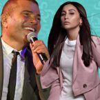 هل خان عمرو دياب دينا الشربيني مع هذه الممثلة؟