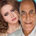 أحمد بدير يقاضي مي عيدان وترد: أنت فعلاً أقرع!