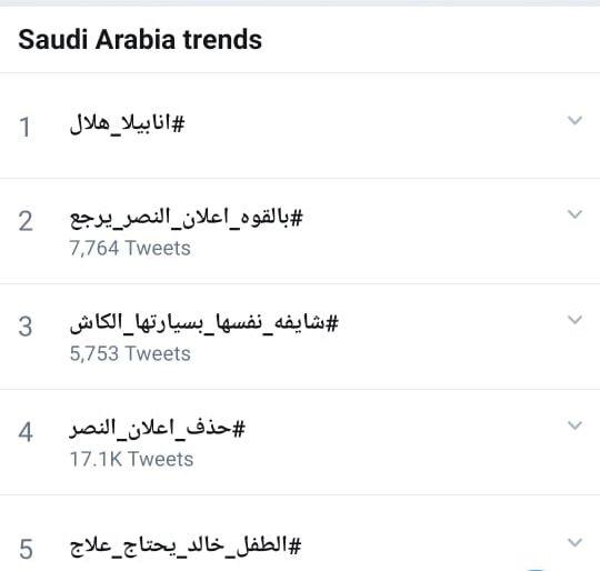أنابيلا تحتل المركز الأول في السعودية