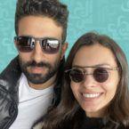 كارمن سليمان وزوجها بصور رومانسيّة وماذا يقول العلم عن دور الرجل؟ - صور