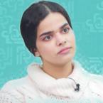 السعودية رهف القنون انفصلت عن زوجها وتبحث عن حبيبة - صورة