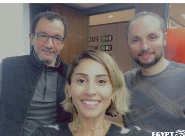 دينا الشربيني خسرت وزنها حزناً على عمرو دياب؟ - صورة