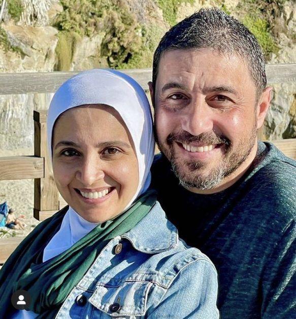 حنان ترك وزوجها الخامس