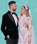 كواليس زفاف نادر حمدي بحضور النجوم - صور
