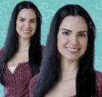 الممثلة المكسيكية الشهيرة حامل وتظهر بطنها - صورة