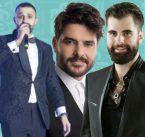 الزميل وائل صقر يفتتح حفلَ ناصيف زيتون وزيد فاروقي يُبدع بتصميم الملابس - صور