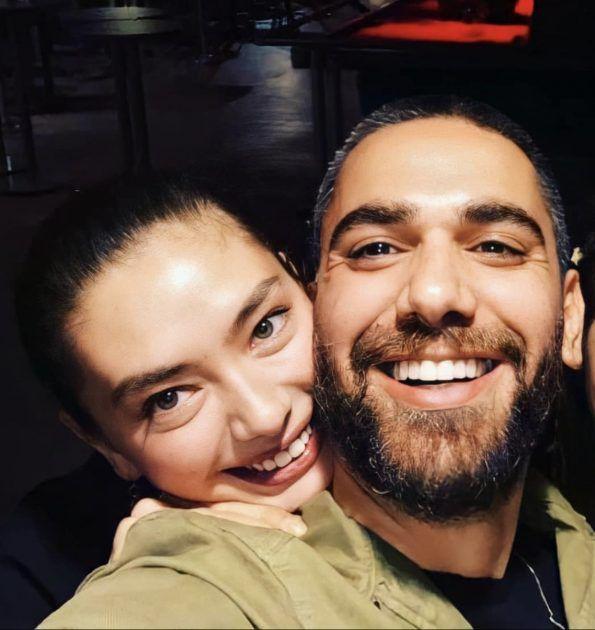 نسليهان أتاغول وزوجها