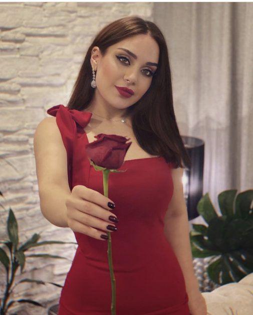ابنة هيفاء بالأحمر ولماذا يُثير الرجال؟