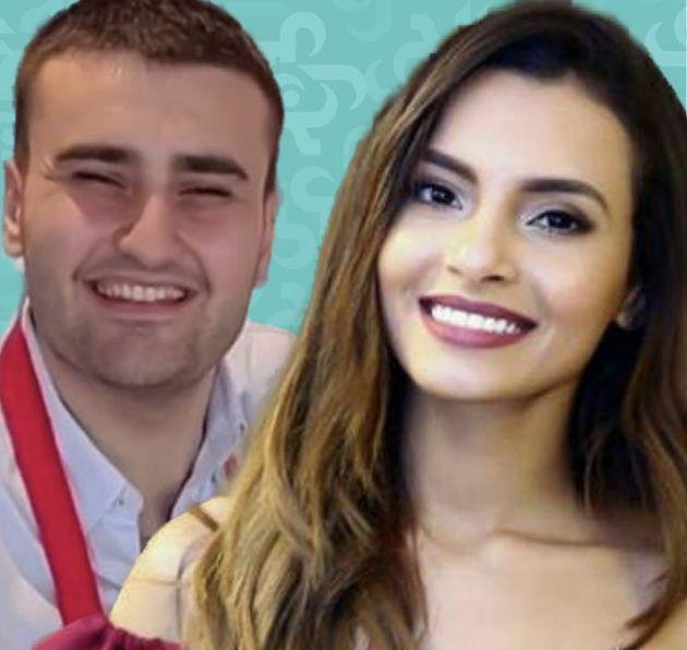 كارمن سليمان مازحها الشيف بوراك ومطعمه في دبي! - فيديو