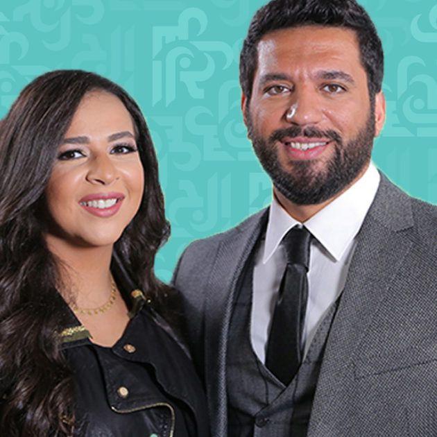 صورة نادرة لإيمي وحسن ووالدته