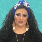ممثلة مصرية زارت القديس شربل وكفّروها