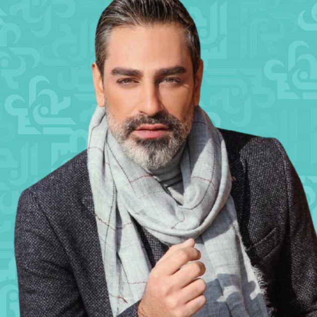 ممثل لبناني يصدم المشاهدين بوجهه المشوّه