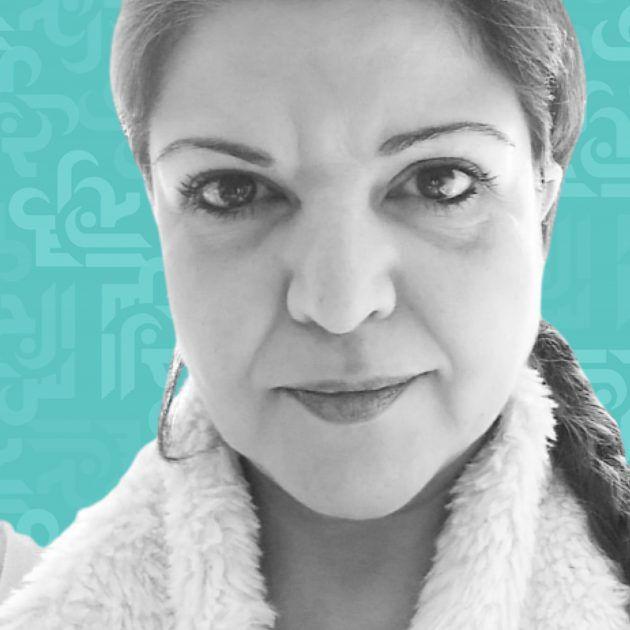 فنانة سورية قُتلت داخل منزلها - صورة