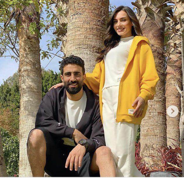 كارمن سليمان وزوجها لهذا نجح واستمر حبهما - صورة