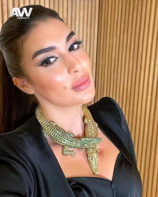 ياسمين صبري ترتدي أغلى عقد في العالم! - صورة
