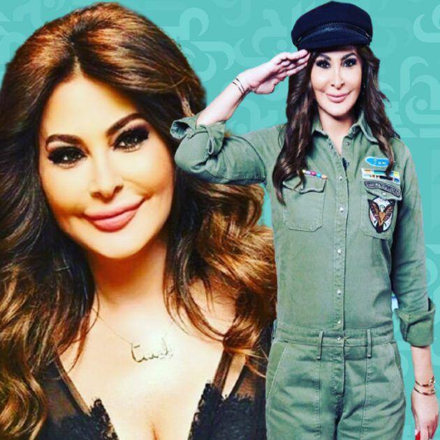 إليسا تتتهم الدولة اللبنانية