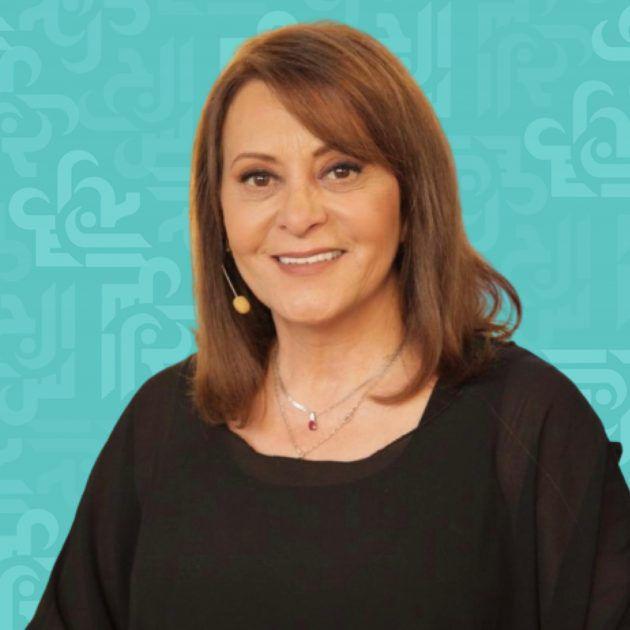 رندة كعدي فخر الدراما اللبنانية
