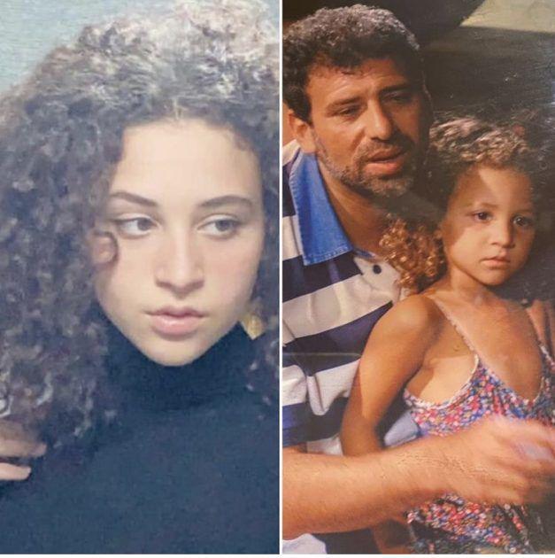 ابنة خالد يوسف صبية جميلة ويحتفل بها - صور