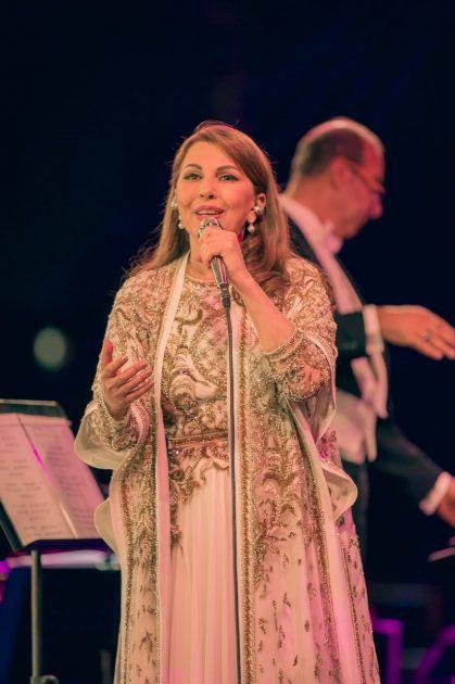 صوت ماجدة يصدح في مصر