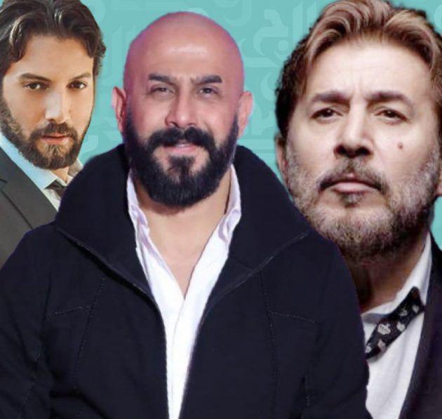 قبل موسم رمضان: قصي خولي الأول عابد فهد خلفه ومحمد الأحمد ينافس - وثيقة