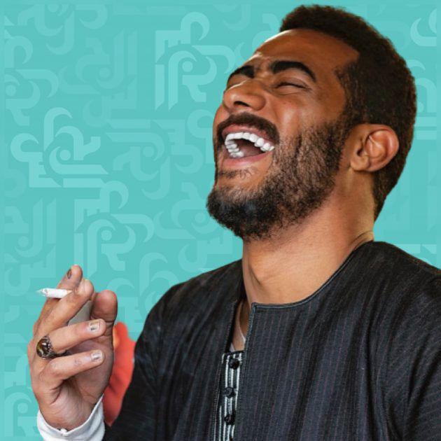 محمد رمضان يرمي الأموال نكاية؟ - فيديو