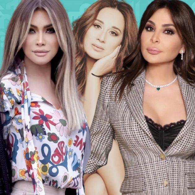 نقابة الفنانيين المحترفين في لبنان تقمع النجوم.. نوال إليسا وكارين تنتفضن