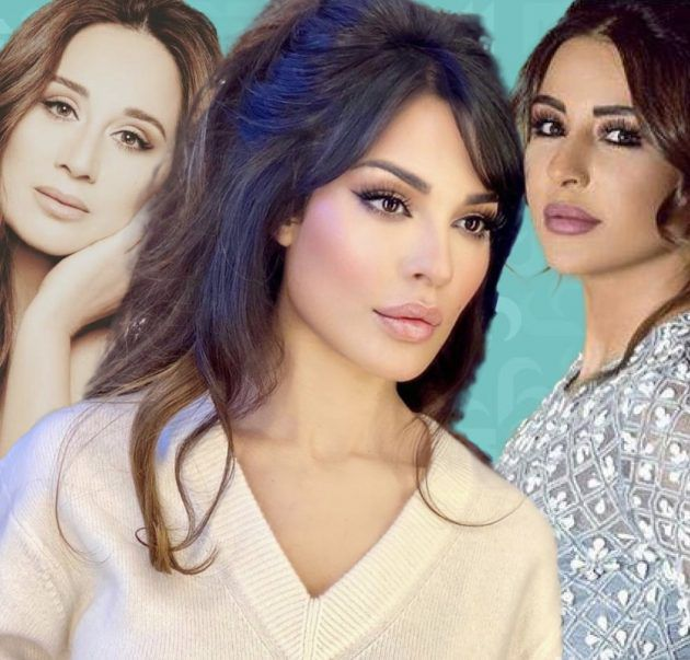 قبل موسم رمضان: نادين نجيم الأولى خلفها كارين رزق الله وماغي بو غصن - وثيقة