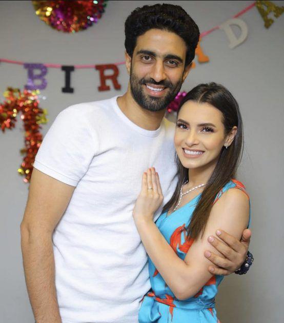 إيمي سمير غانم وزوجها