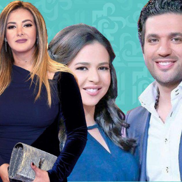 حسن الرداد ينقل غضب دنيا وإيمي سمير غانم من الكل