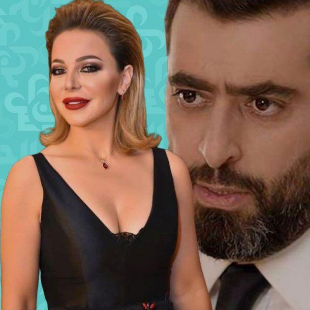 سوزان نجم الدين صادقة وباسم ياخور حاقد عليها؟