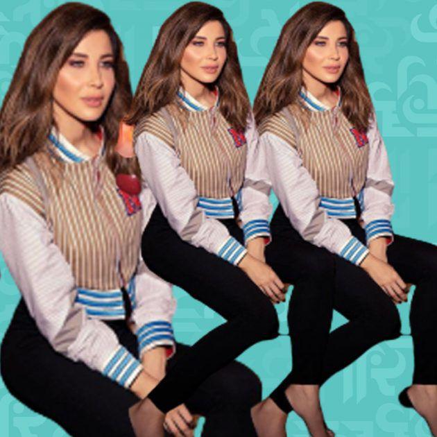 ابنة نانسي عجرم أصبحت شابة وماذا قالت لها؟ - صورة