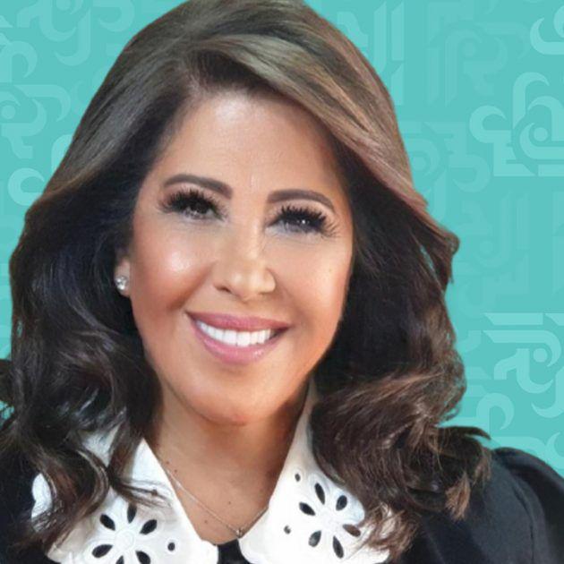 ليلى عبد اللطيف أصابت بعد أيام من توقعها