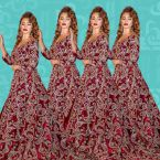 مشاهير الجزائر يتألقون في حفل Alger fashion show - صور حصرية