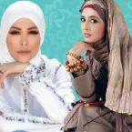 حنان الترك هل خلعت الحجاب مثل تلك النجمات وماذا عن أمل حجازي؟