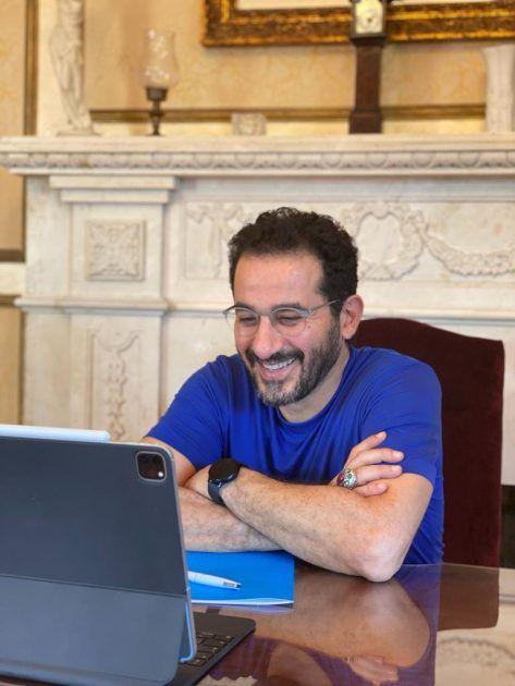 تعيين أحمد حلمي سفيراً وماذا قال؟
