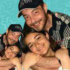 ابنة أحمد زاهر بصورة صادمة - صورة