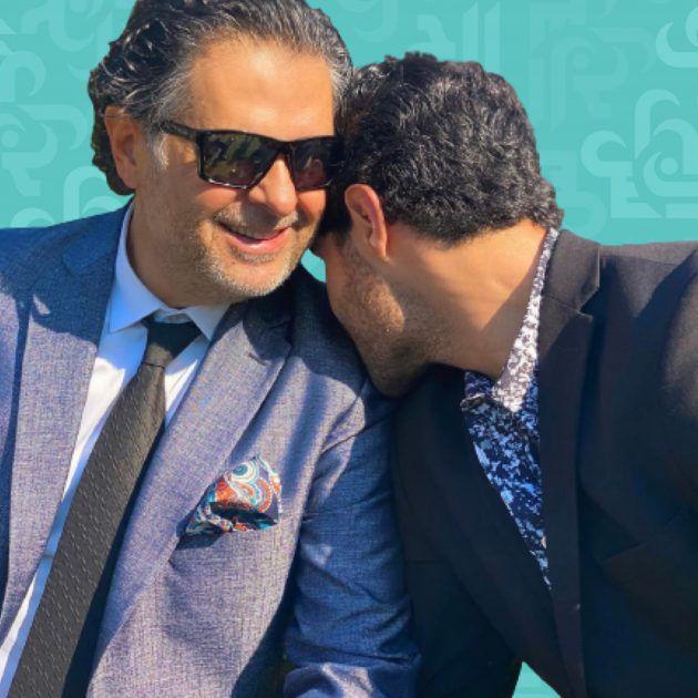 خالد راغب علامة صوته يصدم الكل - فيديو