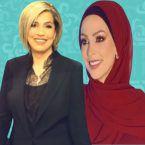 مريم البسام تقصف أمل حجازي لسبب الحريري وتتحداها بالخليج وأمل ترد - وثائق