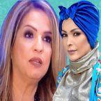 أمل حجازي تتهم مريم البسام بالمأجورة