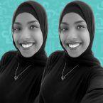 سما مدحت وقعت روايتها «قول للزمان» في مركز مصر للمعارض