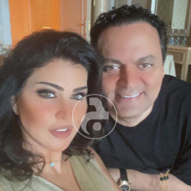 صورة حصرية من فيلم جومانا مراد