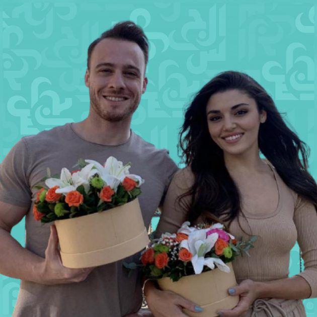 كرم بورسين وهاندا آرتشيل في لبنان؟ صورة