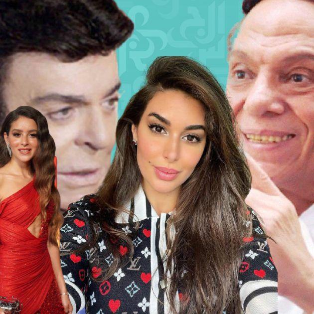 نجوم مصر أعمارهم من الأكبر إلى الأضغر - فيديو