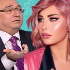 جوزيف أبو فاضل يتغزل بالفنانة شمس وماذا ردت - صورة