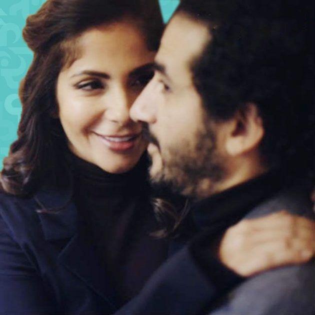 أحمد حلمي سرّب فيديو لمنى زكي دون علمها