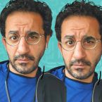 غلطة معيبة لأحمد حلمي - صورة