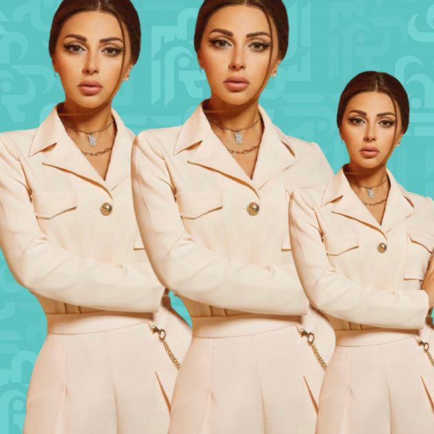 ميريام فارس بفستان جريء في حفل زفافها السابع